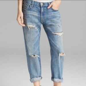 Current Elliott Boyfriend Fit Jeans
